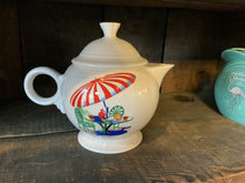 Load image into Gallery viewer, Fiesta Sunporch large teapot