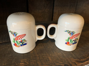 Fiesta Sunporch Salt and Pepper shaker set