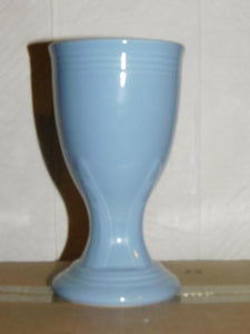 Fiesta Discontinued Goblet Periwinkle