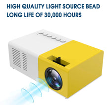 Load image into Gallery viewer, Vision Box - HD Mini Projector - The Vision Box