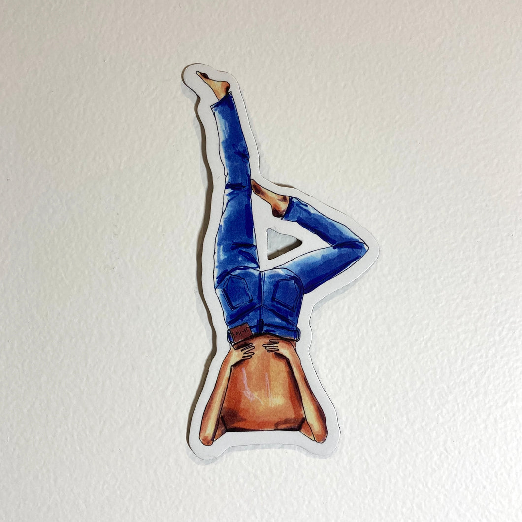 Stretch #1 Magnet