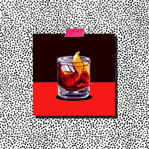 Negroni, Thanks Print