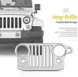 Jeep Grille Key Chain