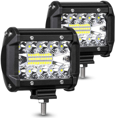 "4"" Offroad Cube Lights"