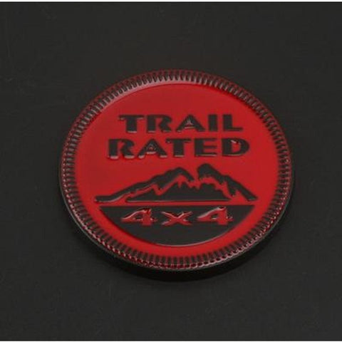 Colored Trail Rated Badge