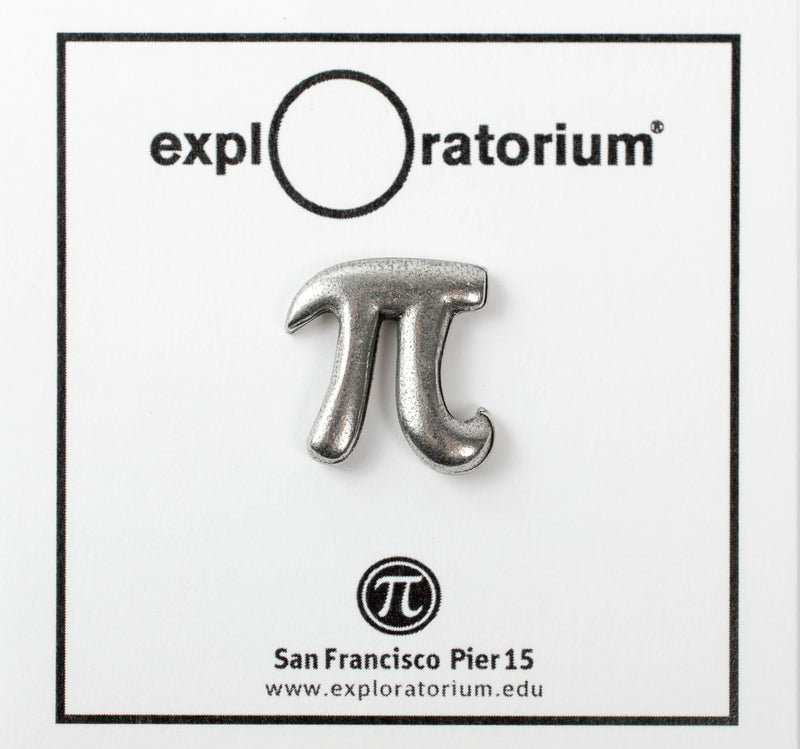 Exploratorium Pi Pin