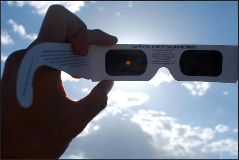 Eclipse Safety Glasses
