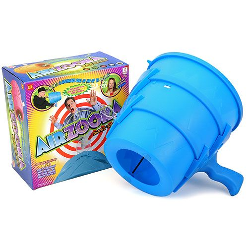 Airzooka - An Air Vortex Cannon