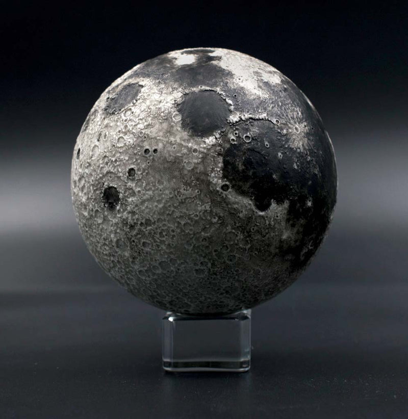 LUNAR Regular Interactive 3-D Model 80 mm