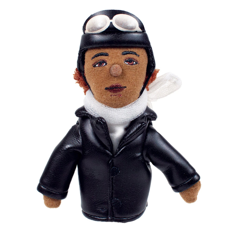 Bessie Coleman Magnetic Finger Puppet