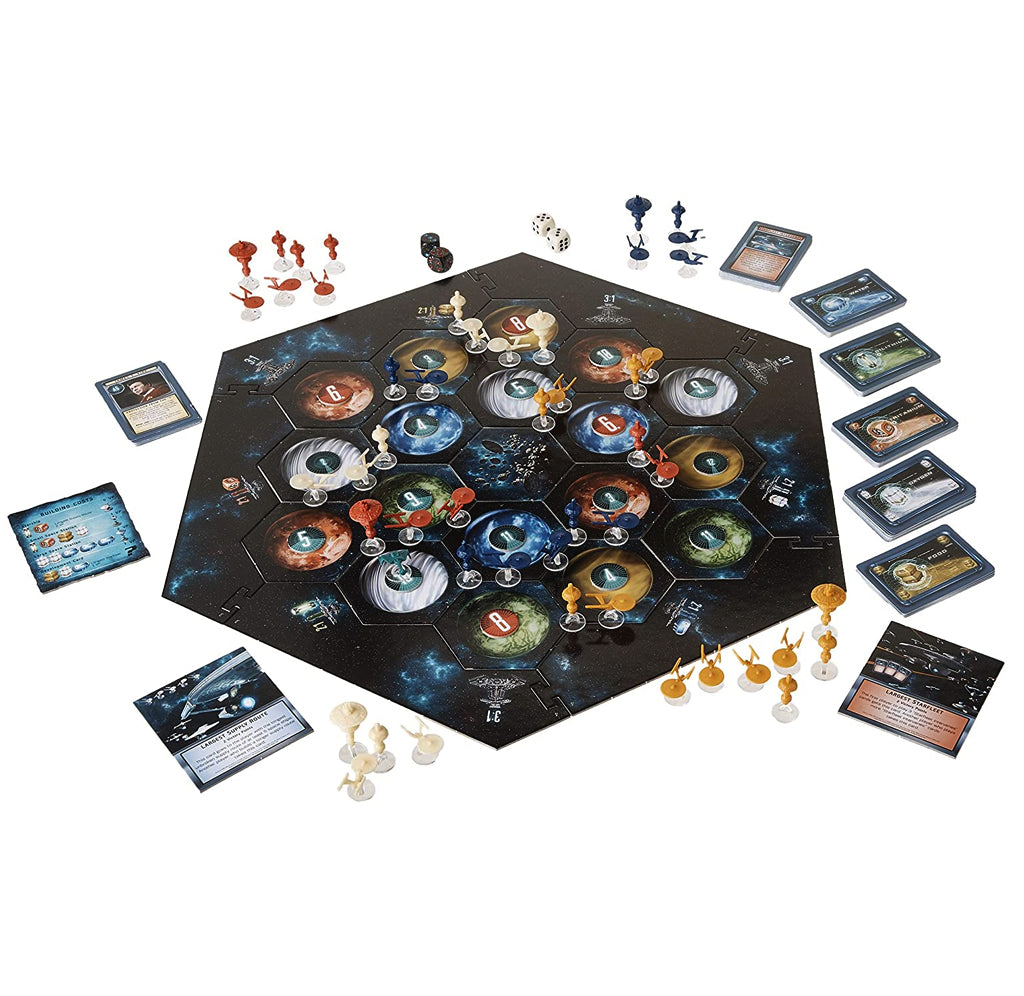 Star Trek Catan Board Game
