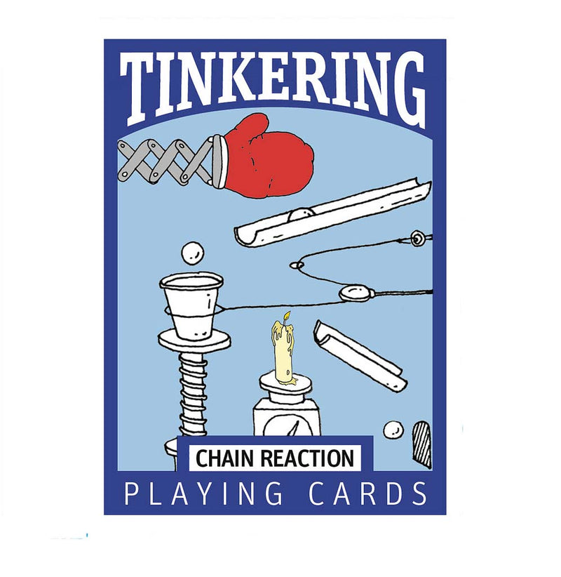 The Art of Tinkering by Karen Wilkinson, and Mike Petrich