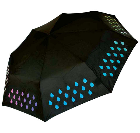 Color-Changing Umbrella