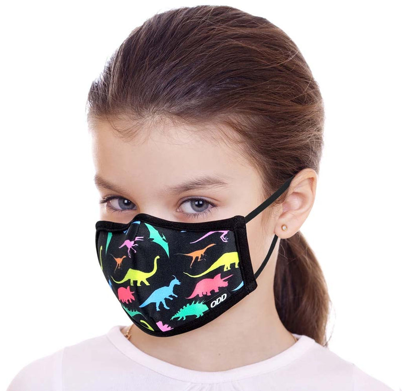 Dinosaurs Youth Mask