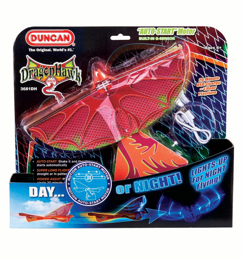 Dragon Hawk Light-Up Glider