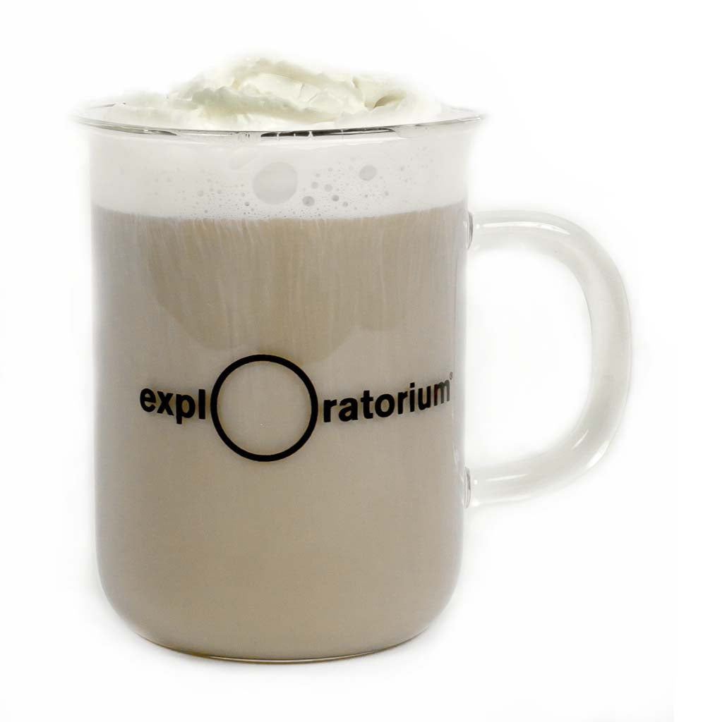 Exploratorium Latte Lab Mug