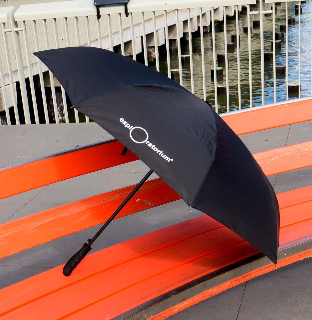 Exploratorium Reversible Umbrella