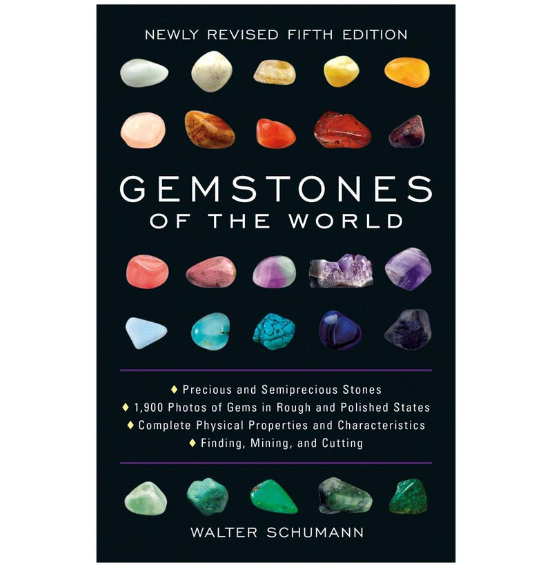 Gemstones of the World: Revised 5th Edition by Walter Schumann