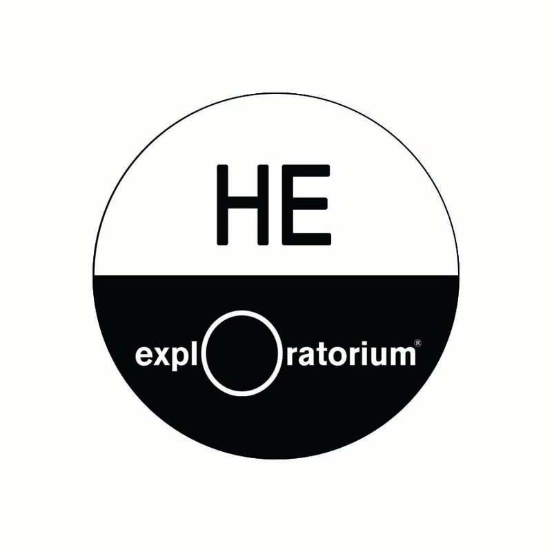 Exploratorium Pronoun Buttons