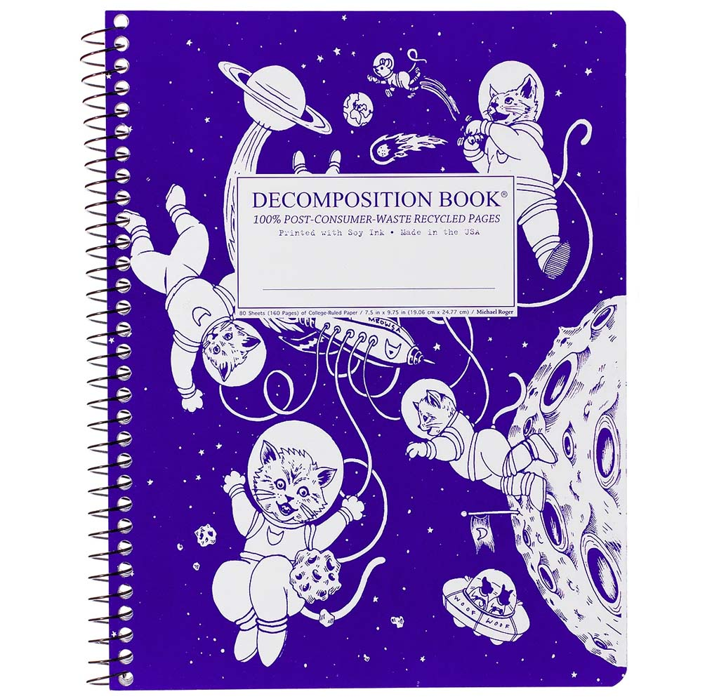Kittens in Space Decomposition Journal