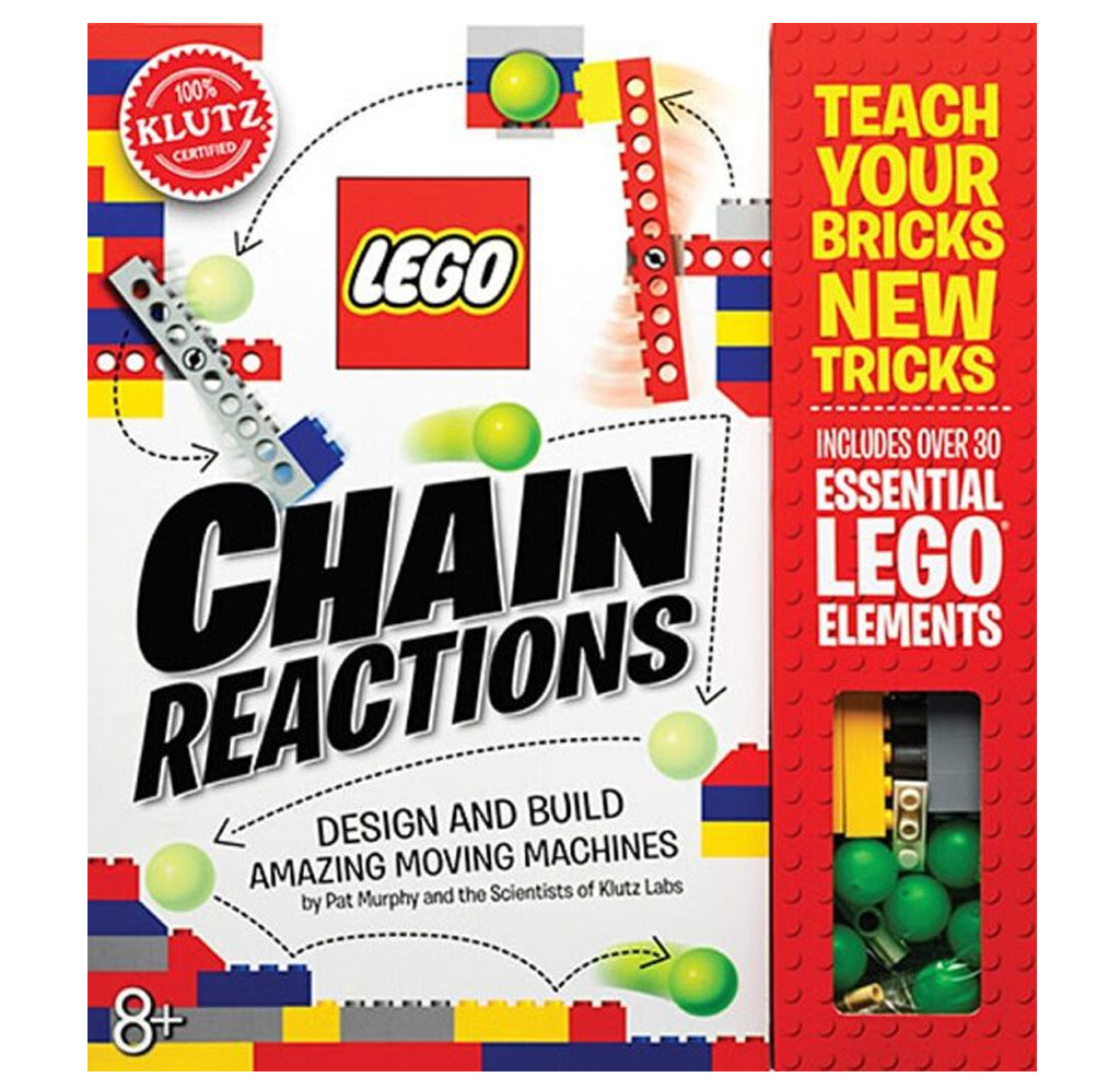 Klutz: LEGO Chain Reaction by Pat Murphy