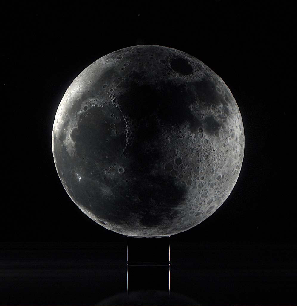 LUNAR Pro Interactive 3-D Model 120mm