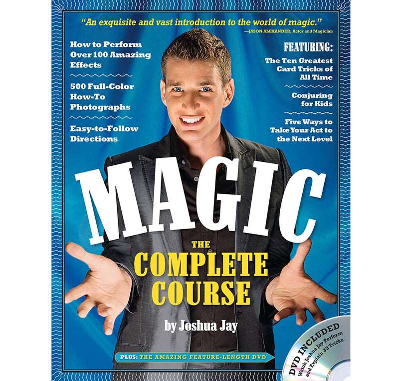 Magic: The Complete Course by Joshua Jay