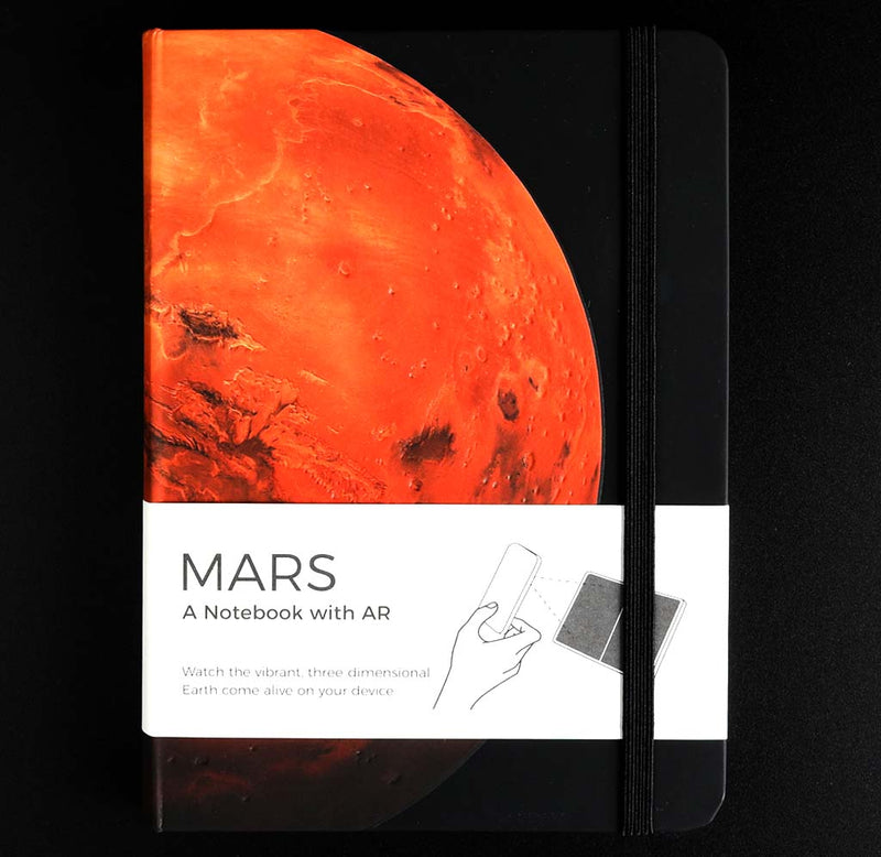 Mars Augmented Reality Journal
