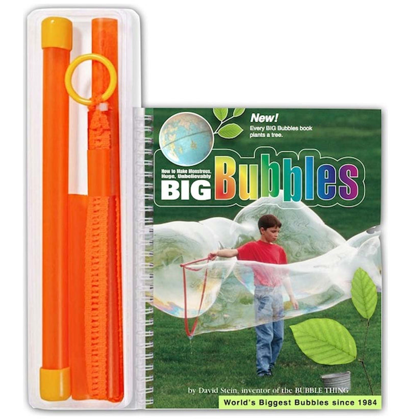 Big Bubble Wand & Book