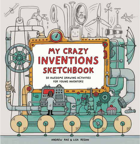 My Crazy Inventions Sketchbook