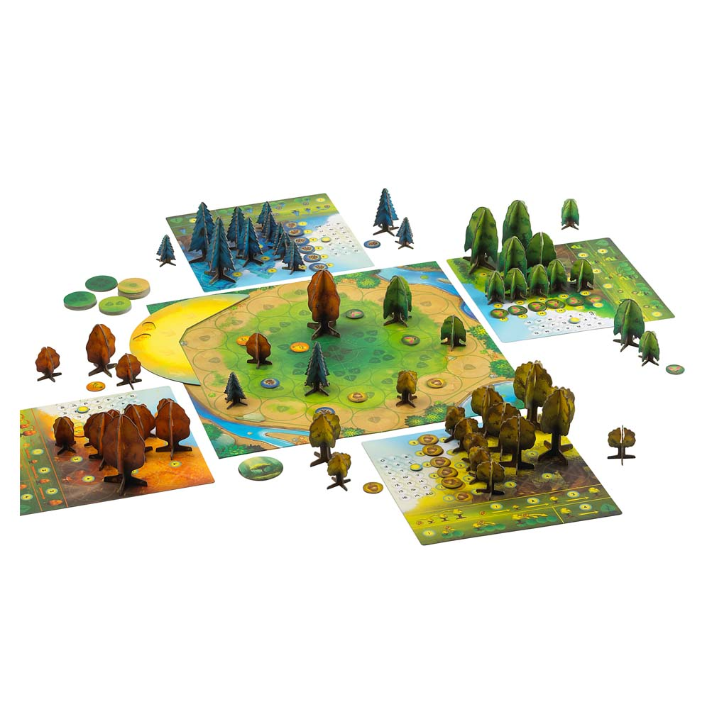 Photosynthesis: The Green Strategy Board Game
