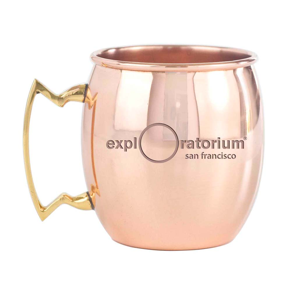 Exploratorium Pi Shrine Moscow Mule Mug