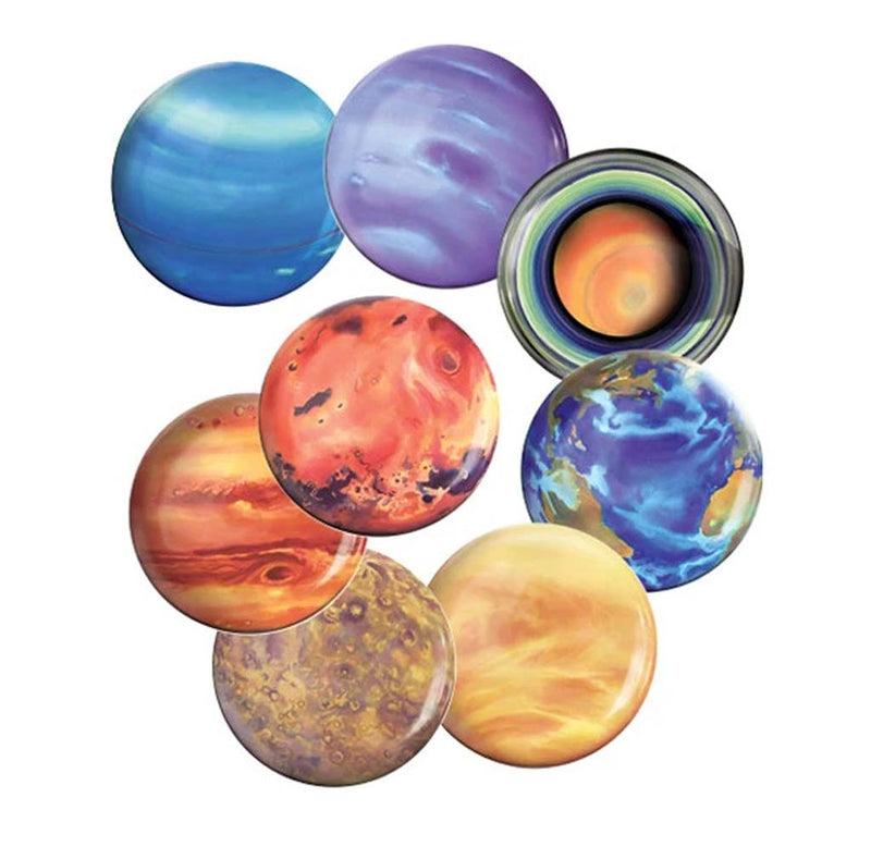 Solar System Plate Collection