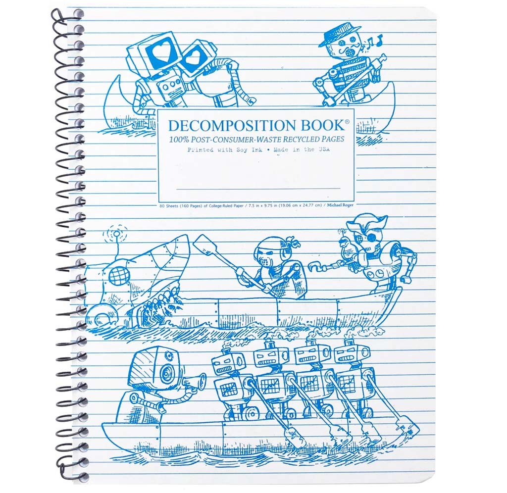 Rowbots Decomposition Journal