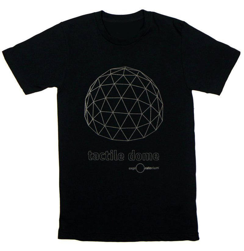 Exploratorium Tactile Dome Unisex T-Shirt