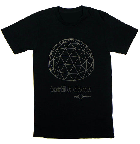Exploratorium Tactile Dome T-Shirt Adult
