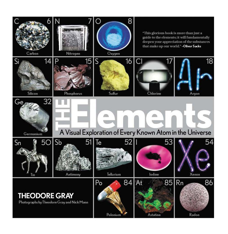 The Elements by Theodore Gray and Nick Mann