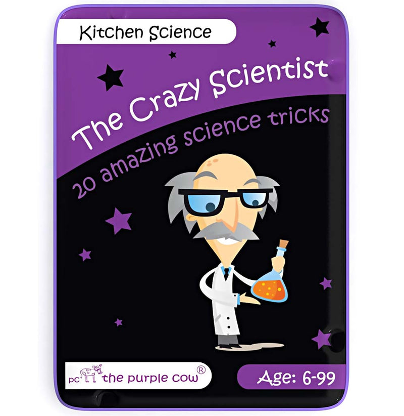 The Crazy Scientist Mini Kits
