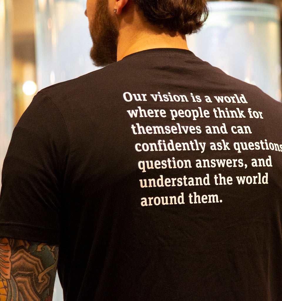 Exploratorium Vision T-Shirt