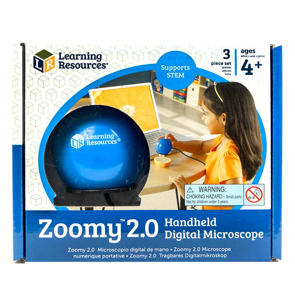 Zoomy Digital Microscope