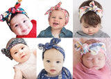 Happy Bow-Knot Headband