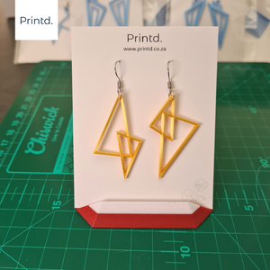 Looks like Lightning - Earrings