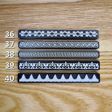 Load image into Gallery viewer, Border Strip Stamps - Polymer Clay Stamps