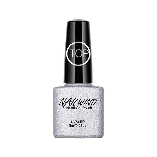 Top Coat Bio-Sourcé - NailWind Paris