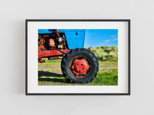 Load image into Gallery viewer, Beadnell Tractor, Northumberland coast, North East England