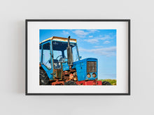 Load image into Gallery viewer, Beadnell Tractor, Northumberland, North East coast.