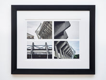 Load image into Gallery viewer, East Stand Collage - Limited Edition Framed Print