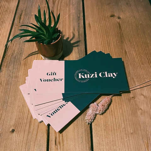 Kuzi Clay Gift Card