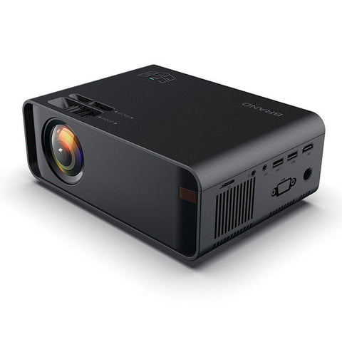 Projecteur home cinéma 8000 LM Smart DEL 4K WIFI BT 1080p Full HD 3D