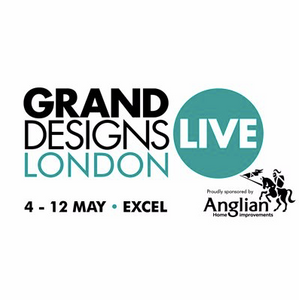 See us at Grand Designs...
